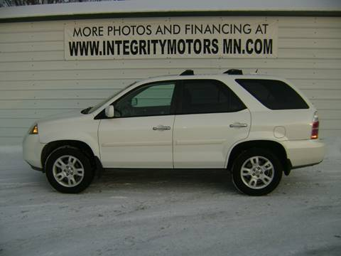 Integrity Motors Used Cars Motley MN Dealer - Mn acura dealers