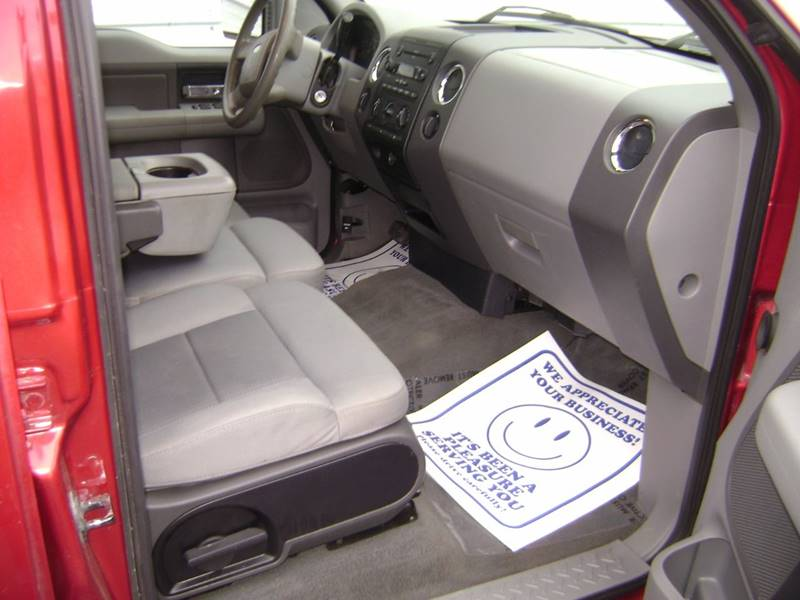 2007 Ford F-150 XLT 4dr SuperCrew 4WD Styleside 5.5 ft. SB - Motley MN