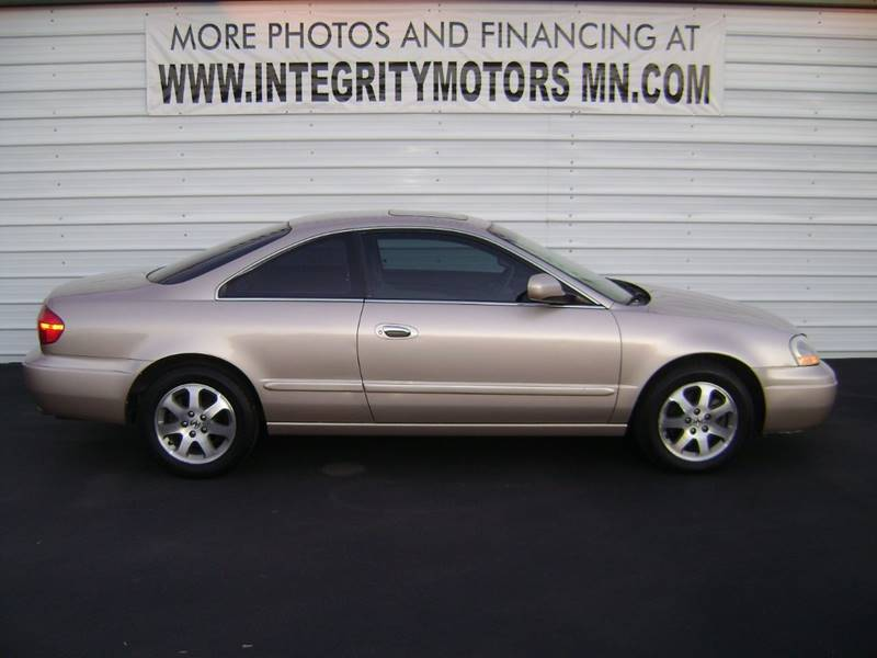 2001 Acura CL 3.2 2dr Coupe - Motley MN