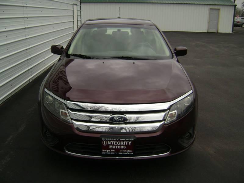 2012 Ford Fusion SE 4dr Sedan - Motley MN