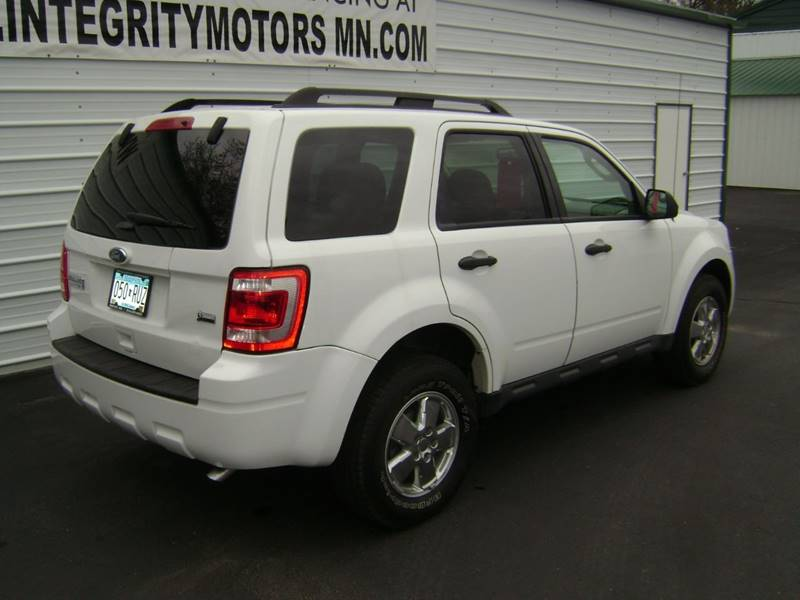 2011 Ford Escape AWD XLT 4dr SUV - Motley MN