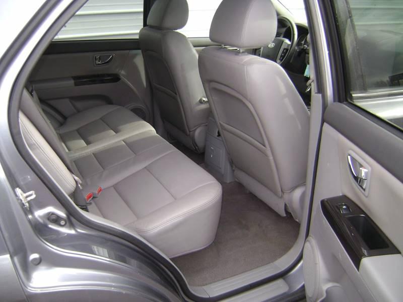 2008 Kia Sorento EX 4dr SUV 4WD - Motley MN