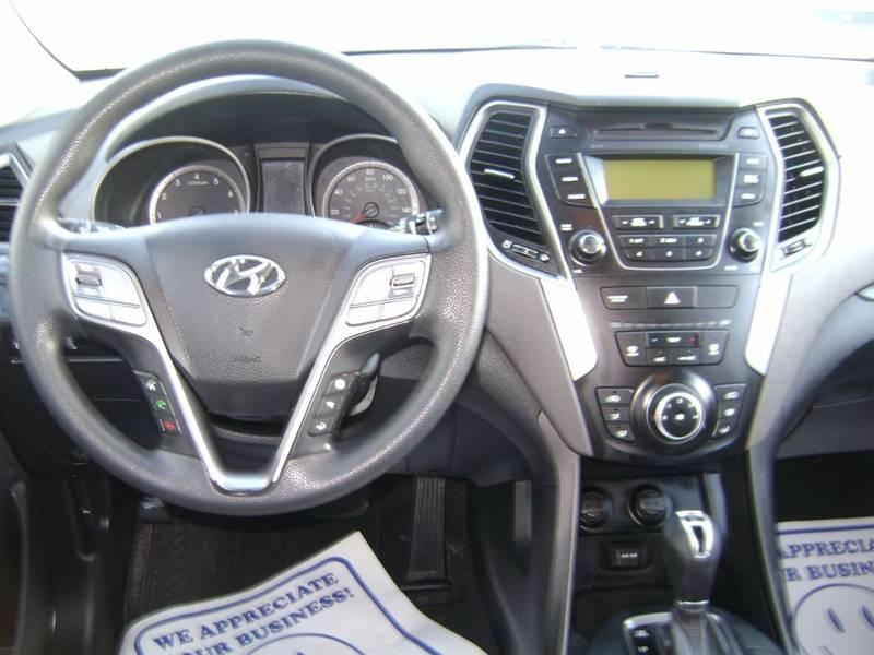 2013 Hyundai Santa Fe Sport AWD 2.4L 4dr SUV - Motley MN