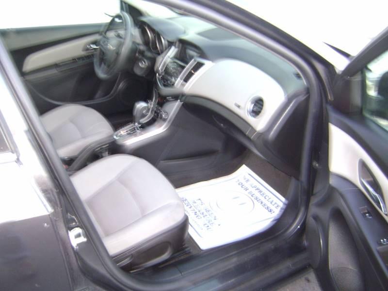 2015 Chevrolet Cruze 1LT Auto 4dr Sedan w/1SD - Motley MN