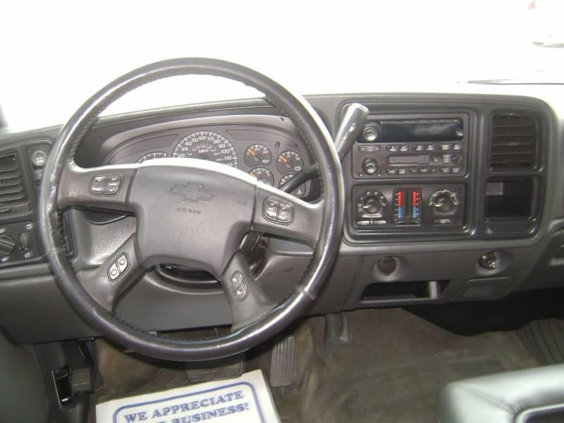 2005 Chevrolet Silverado 1500 4dr Crew Cab Z71 4WD SB - Motley MN