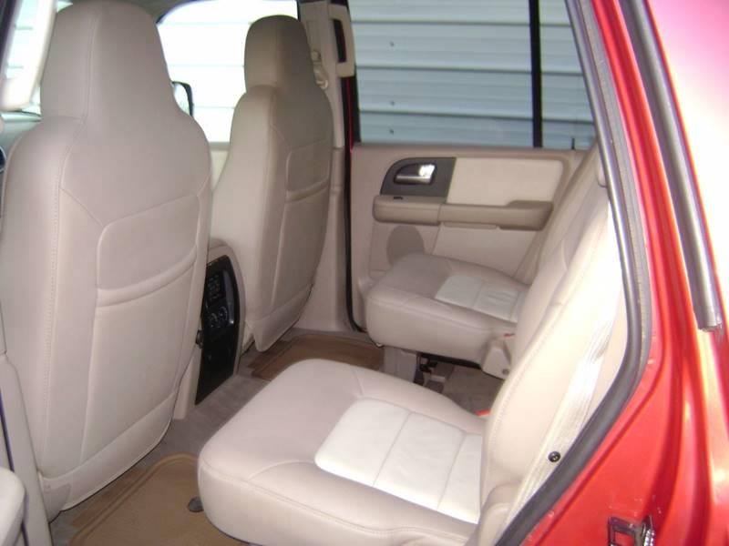 2003 Ford Expedition Eddie Bauer 4WD 4dr SUV - Motley MN