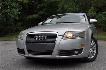 2007 Audi A6 for sale in Alpharetta, GA