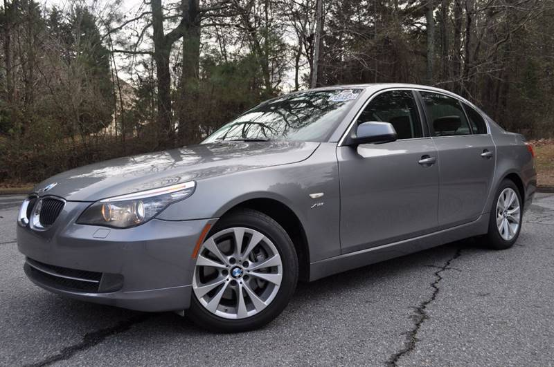 Bmw Series AWD I XDrive Dr Sedan In Alpharetta GA - 2010 bmw 535i