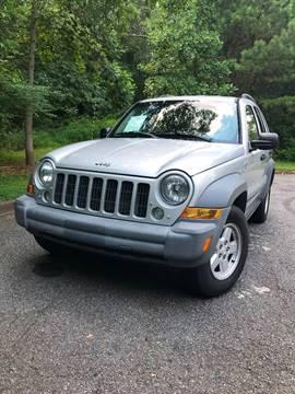 2005 Jeep Liberty for sale in Alpharetta, GA