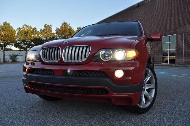 2004 BMW X5 for sale at North Atlanta Auto Gallery, Inc in Alpharetta GA