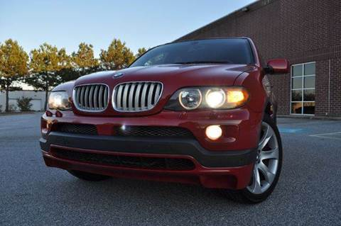 2004 BMW X5 for sale at North Atlanta Auto Gallery, Inc in Alpharetta GA