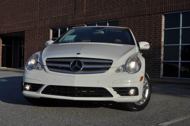 2008 Mercedes-Benz R-Class for sale at North Atlanta Auto Gallery, Inc in Alpharetta GA