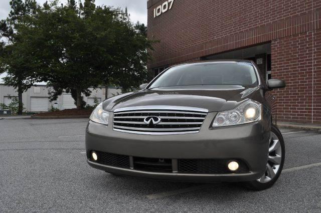 2007 Infiniti M35 for sale at North Atlanta Auto Gallery, Inc in Alpharetta GA