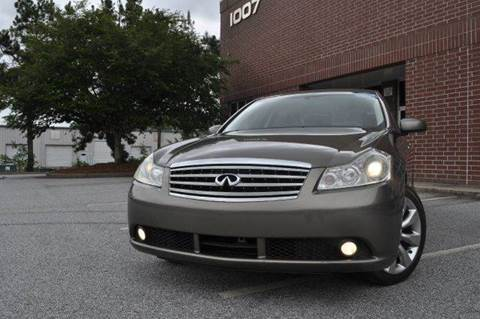 2007 Infiniti M35 for sale at North Atlanta Auto Gallery, Inc in Alpharetta GA