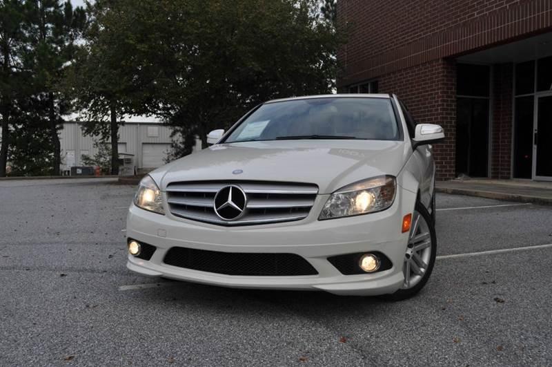 2009 Mercedes-Benz C-Class for sale at North Atlanta Auto Gallery, Inc in Alpharetta GA