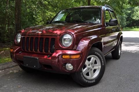 2003 Jeep Liberty for sale in Alpharetta, GA