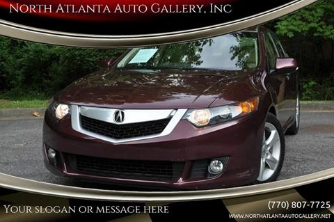 2009 Acura TSX for sale in Alpharetta, GA