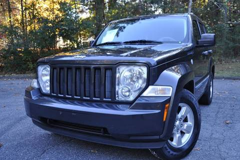 2010 Jeep Liberty for sale in Alpharetta, GA