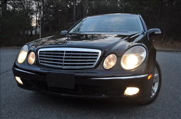 2005 Mercedes-Benz E-Class for sale in Alpharetta, GA