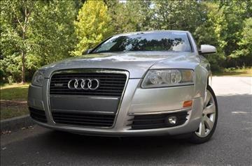 2007 Audi A6 for sale in Alpharetta, GA
