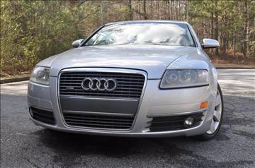 2005 Audi A6 for sale in Alpharetta, GA