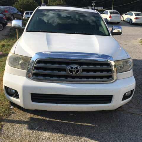 2008 Toyota Sequoia 4x2 Limited 4dr SUV - Snellville GA