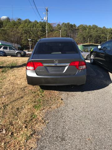 2009 Honda Civic LX 4dr Sedan 5A - Snellville GA