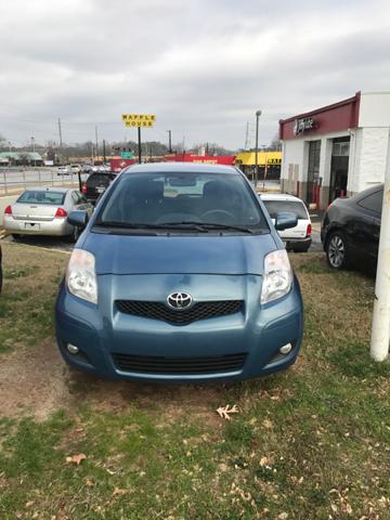 2011 Toyota Yaris Base 2dr Hatchback 4A - Snellville GA