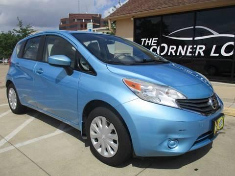 2015 Nissan Versa Note for sale in Bryan, TX