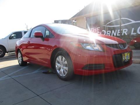 2012 Honda Civic for sale in Bryan, TX