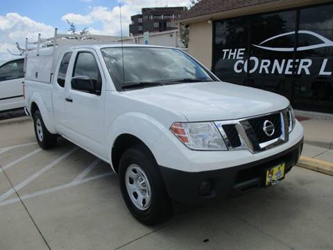 2014 Nissan Frontier for sale in Bryan, TX