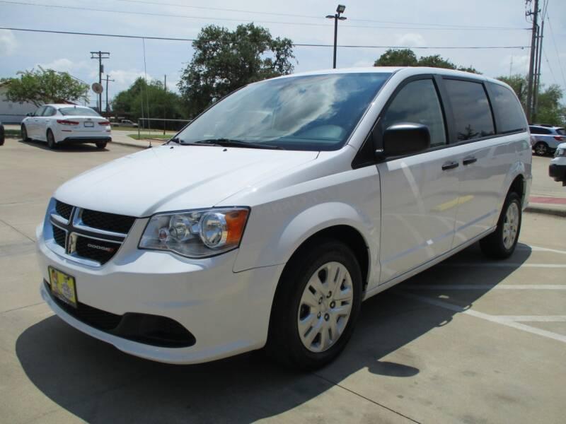 2019 Dodge Grand Caravan SE Plus 4dr Mini-Van - Bryan TX