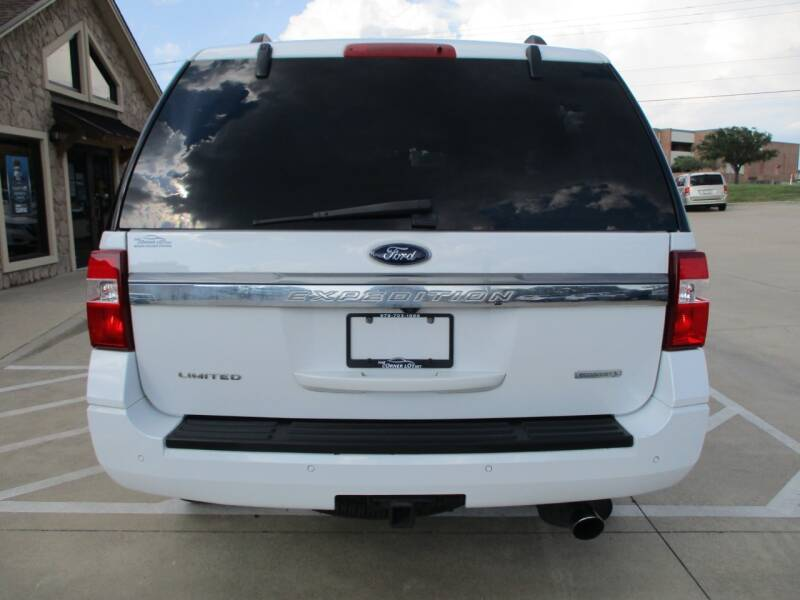 2017 Ford Expedition 4x2 Limited 4dr SUV - Bryan TX
