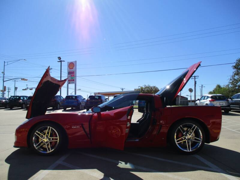 2007 Chevrolet Corvette Z06 2dr Coupe - Bryan TX