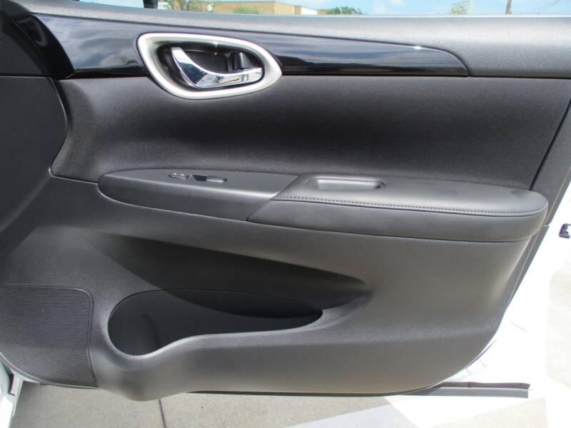 2016 Nissan Sentra SV 4dr Sedan - Bryan TX