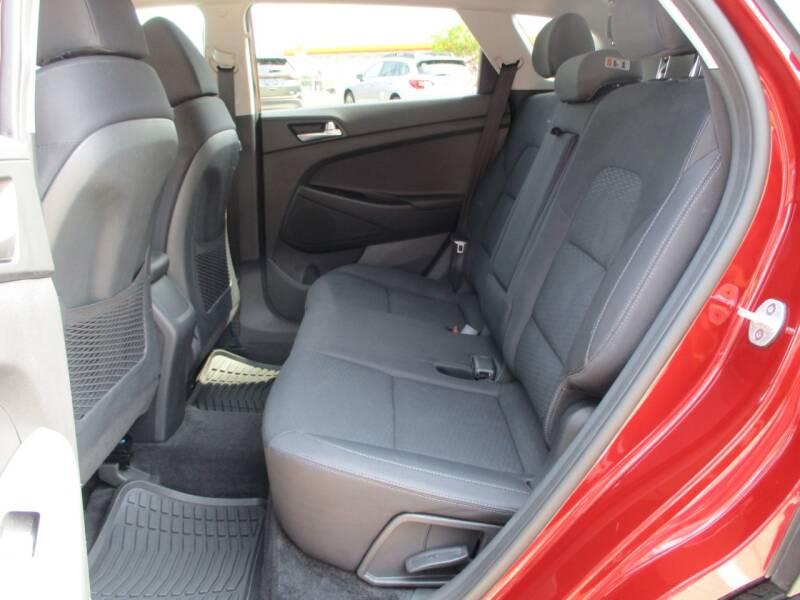 2019 Hyundai Tucson SE 4dr SUV - Bryan TX