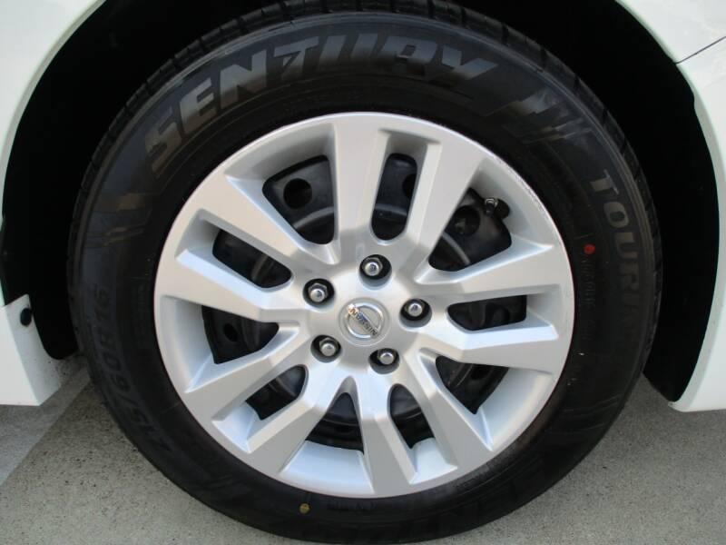 2017 Nissan Altima 2.5 S 4dr Sedan - Bryan TX