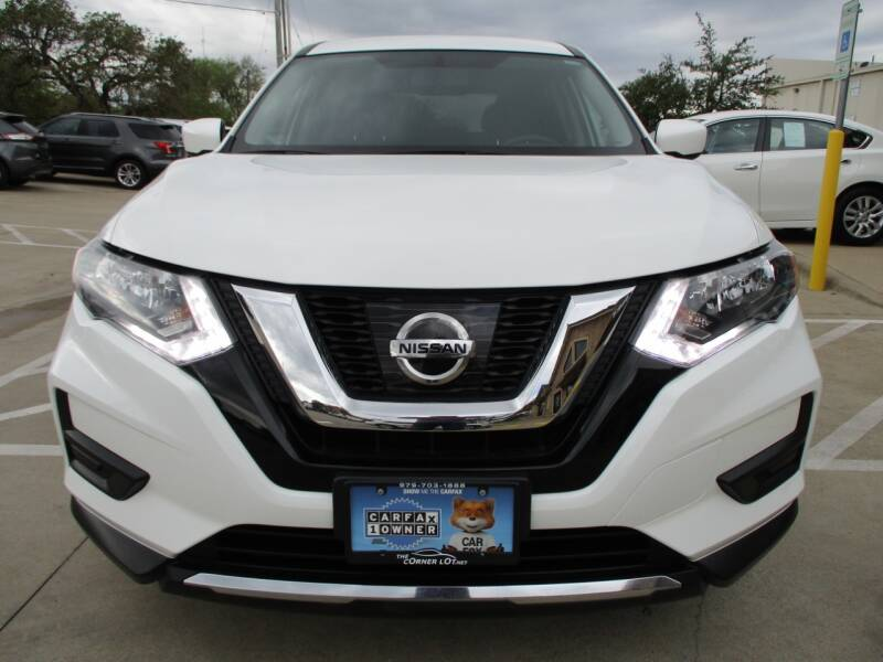 2017 Nissan Rogue S 4dr Crossover - Bryan TX