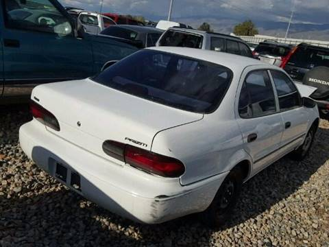 1995 GEO Prizm for sale in Salt Lake City, UT
