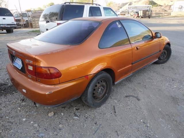 1994 honda civic dx coupe
