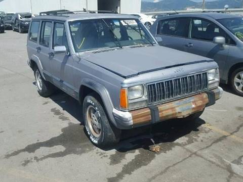 1990 Jeep Cherokee for sale in Salt Lake City, UT