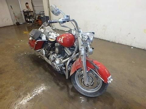 2002 Harley-Davidson FLHRI for sale in Salt Lake City, UT