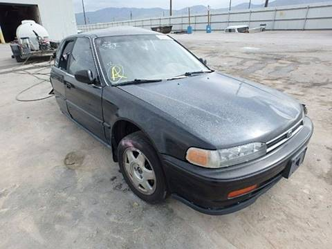 honda 93 accord