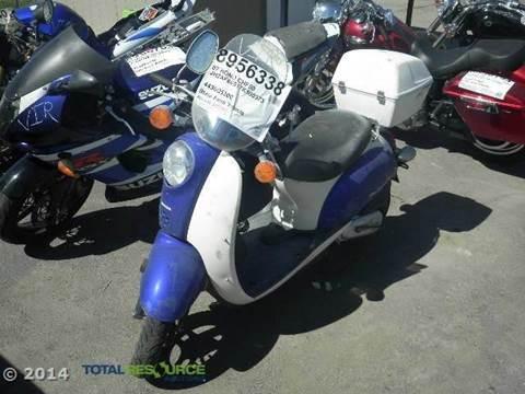 2007 Honda CHF50 for sale in Salt Lake City, UT