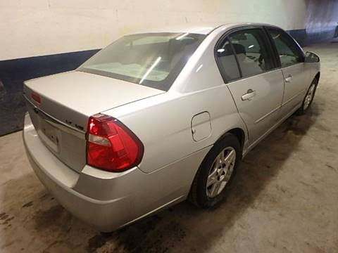 2007 Chevrolet Malibu for sale in Salt Lake City, UT