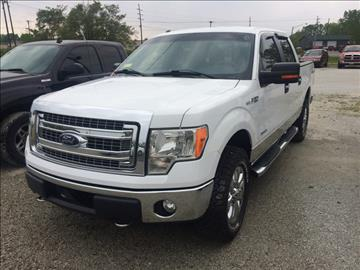 2013 Ford F-150 for sale in Shelbyville, IN