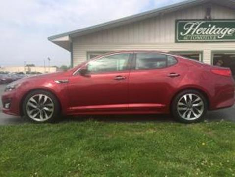 2014 Kia Optima for sale in Shelbyville IN
