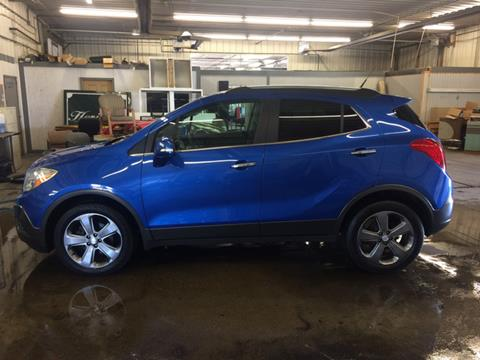 2014 Buick Encore for sale in Shelbyville IN