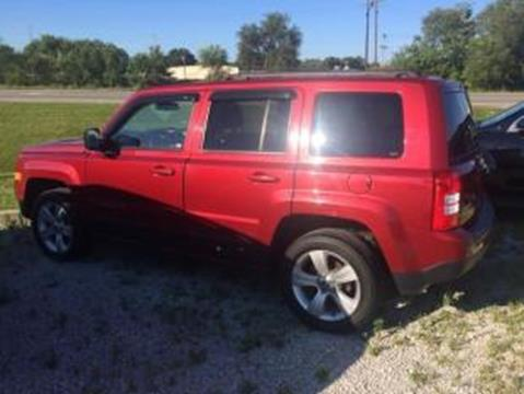 2014 Jeep Patriot for sale in Shelbyville IN