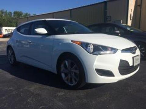 2016 Hyundai Veloster for sale in Shelbyville, IN